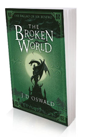 The Broken World by J D Oswald