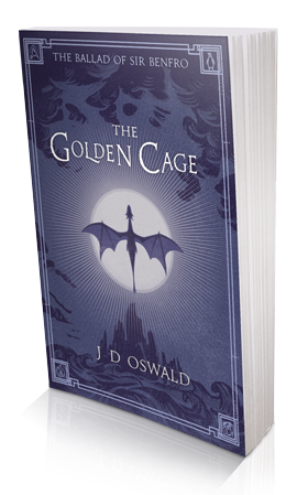 The Golden Cage by J D Oswald