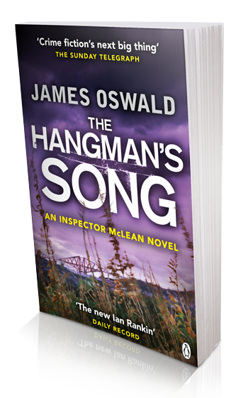 The Hangmans Song: Inspector McLean 3, Oswald, James, Used; Good Book