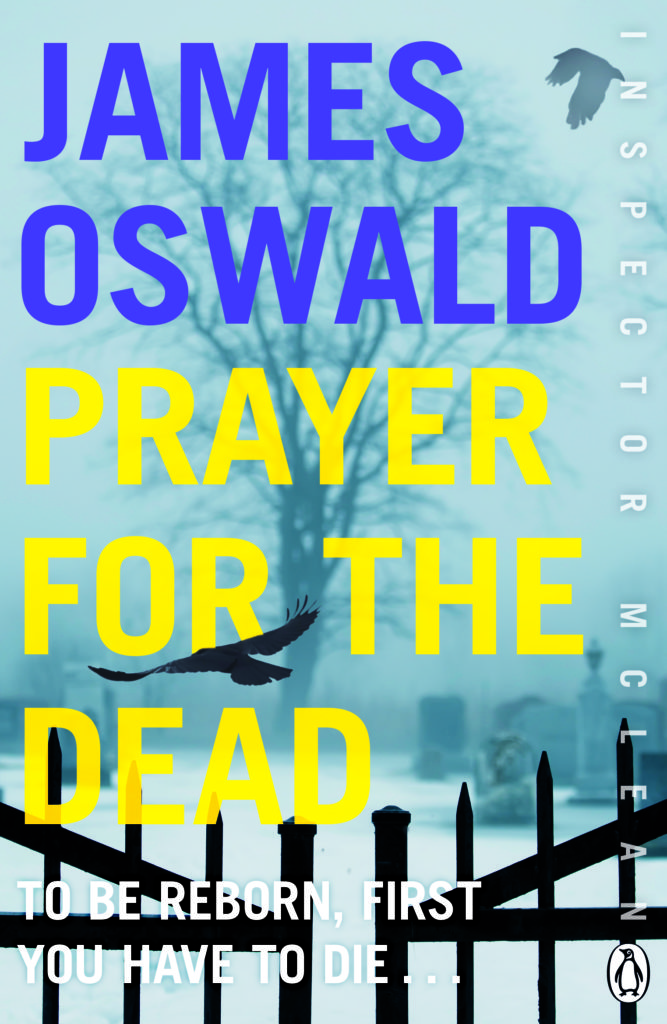 Cover image for Prayer for the Dead by James Oswald