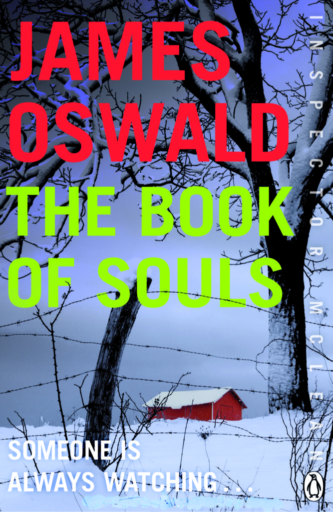 Cover image for The Book of Souls by James Oswald