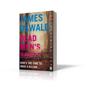 Cover Image for Dead Men's Bones by James Oswald