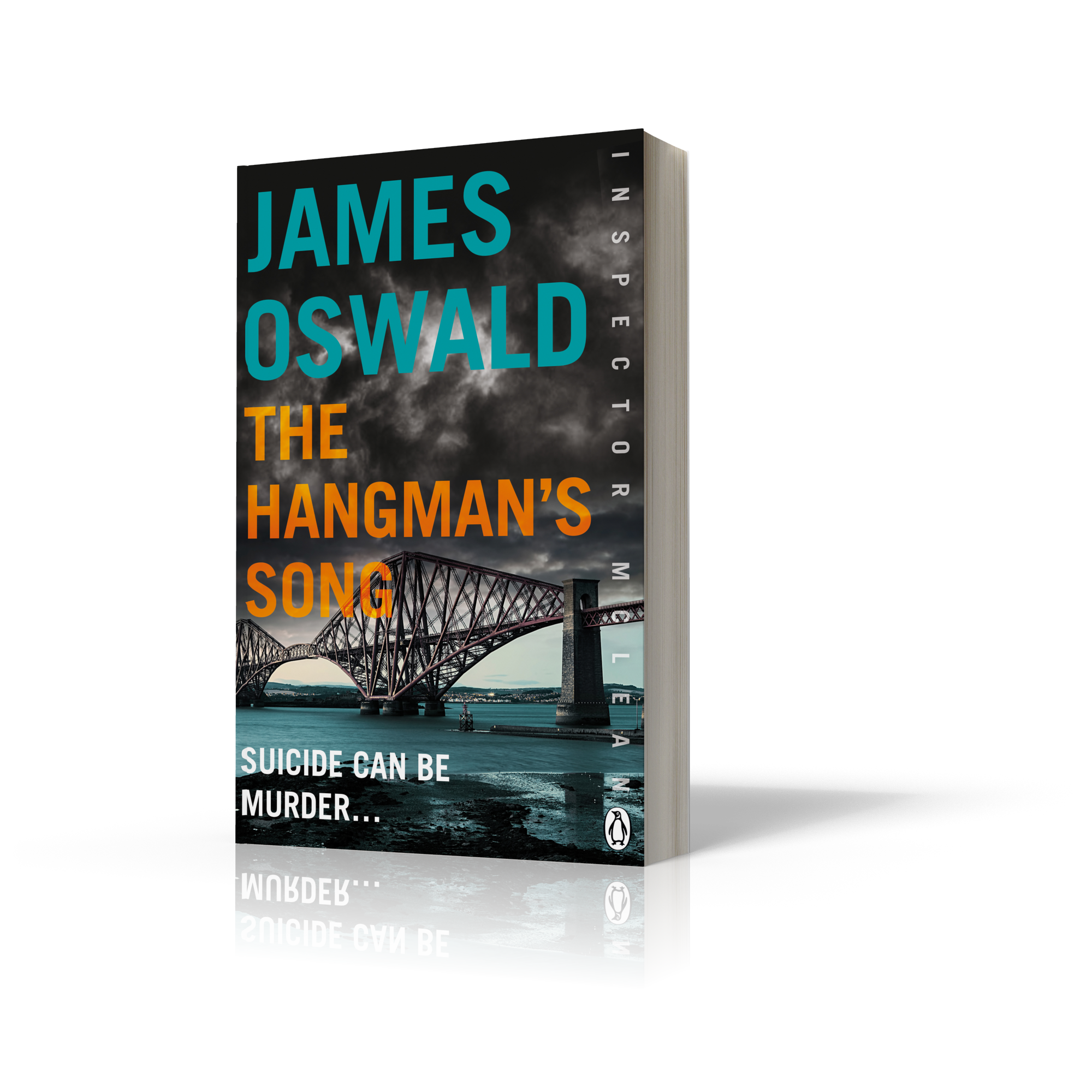 Cover Image for The Hangman's Song by James Oswald