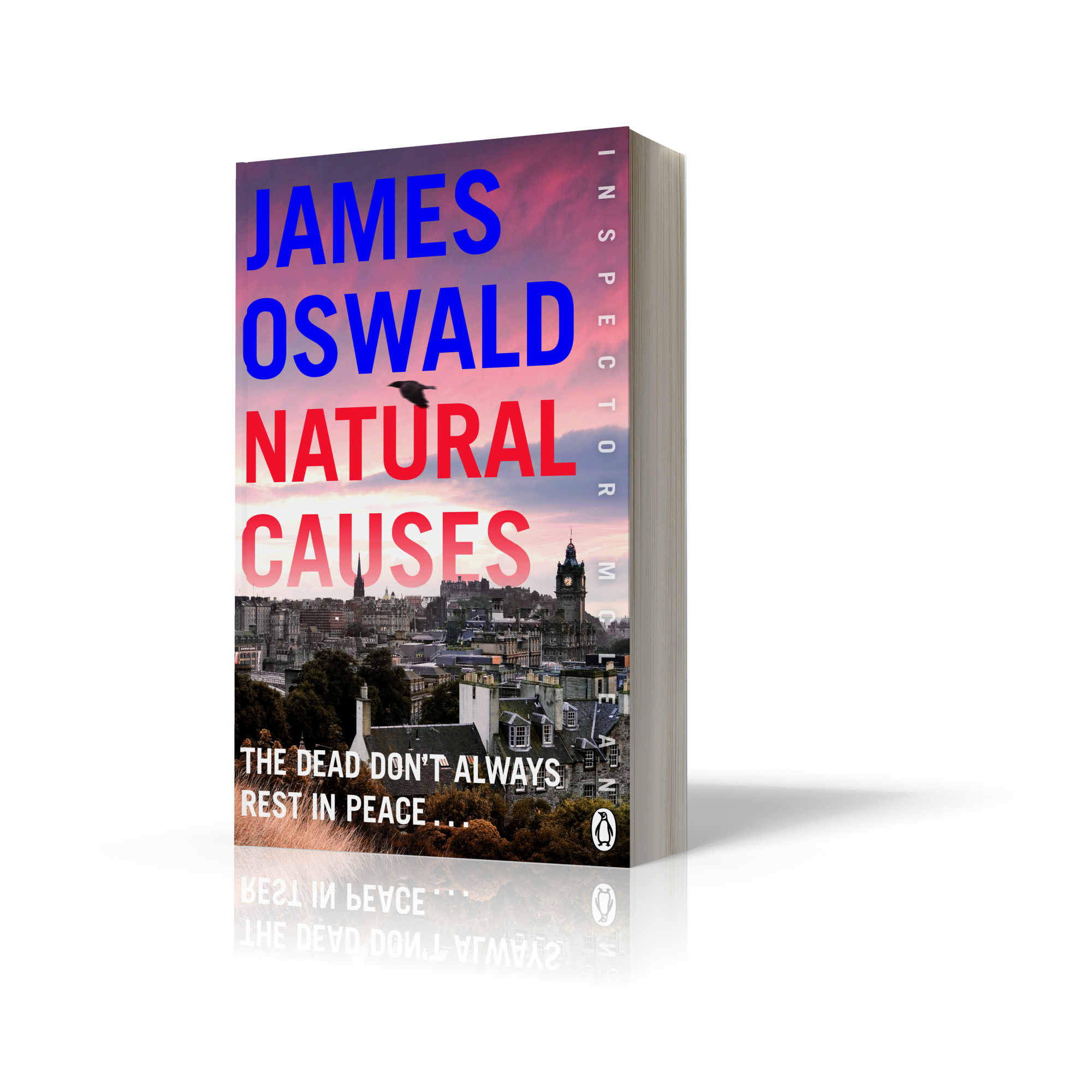 Cover image for Natural Causes by James Oswald