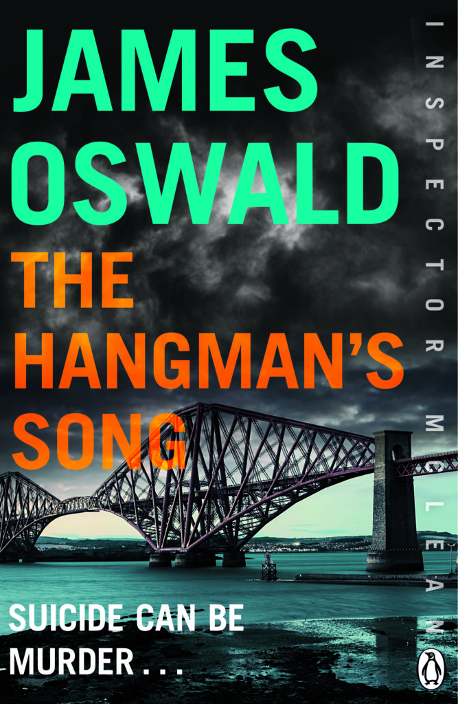 Cover image of The Hangman's Song by James Oswald