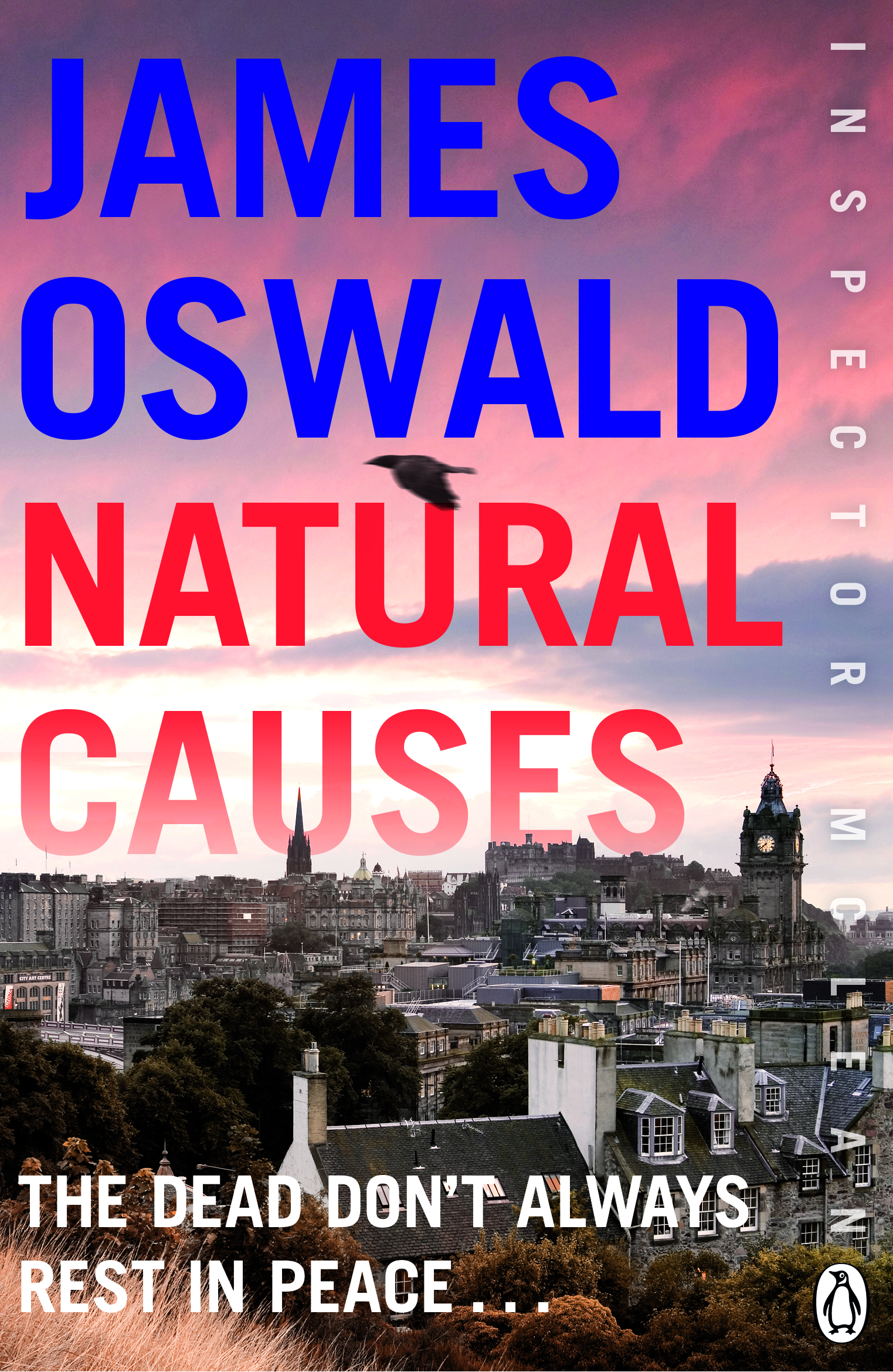 cover image of Natural Causes by James Oswald