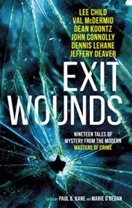 Exit Wounds, edited by Paul Kane and Marie O'Regan