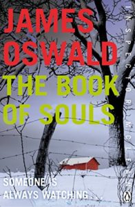 The Book Of Souls by James Oswald