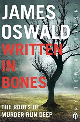 Written In Bones by James Oswald